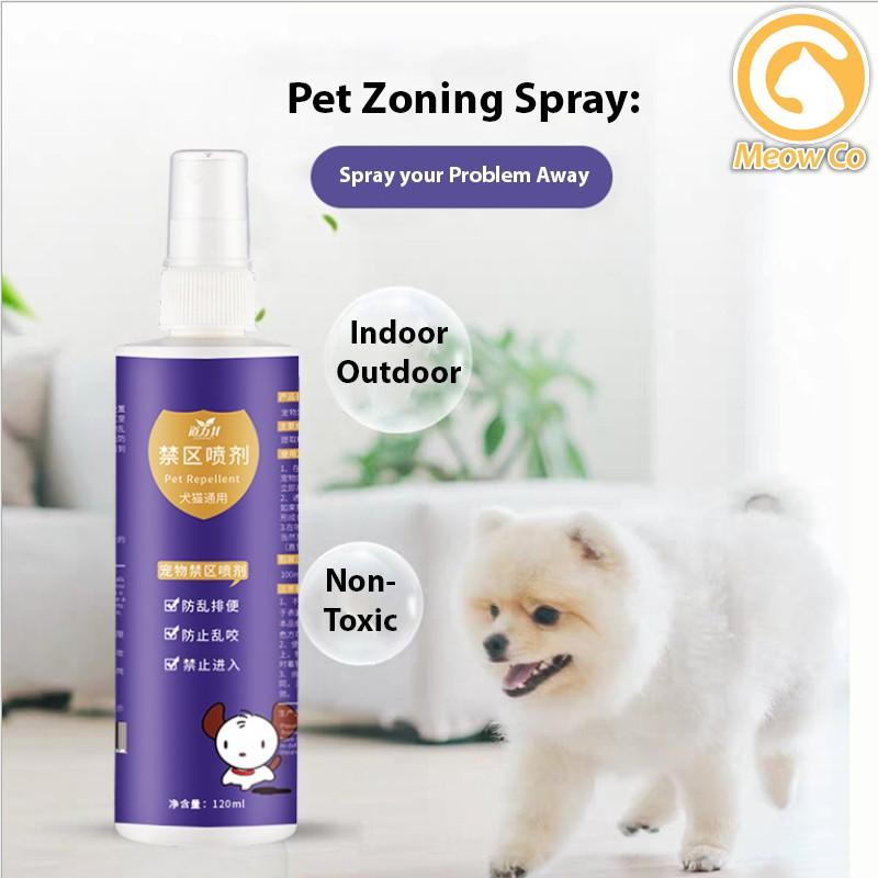 Cat & Dog Repellent Spray (Indoor/Outdoor)