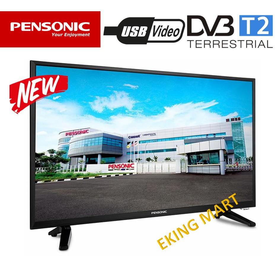 Pensonic Malaysia DVB-T2 Digital Tuner HD LED TV 32