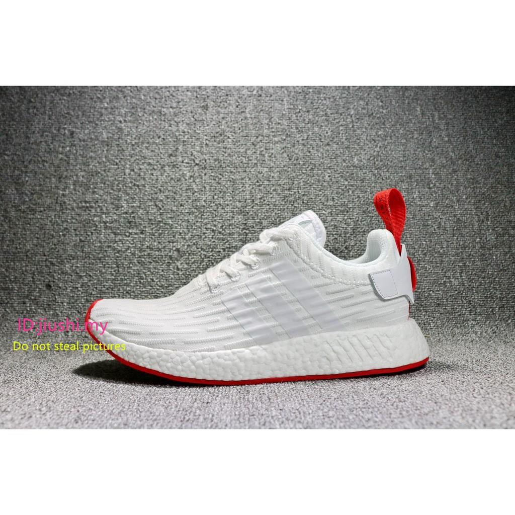 online store 558cb 01ac3 cheap 2017 adidas nmd r1 primeknit red apple nyc bright red ...
