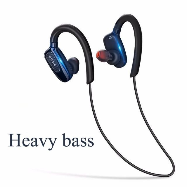 47303a0ea8b Inpher Q5 Sports Wireless Bluetooth Earphone Headset Heavy Bass With  Microphone | Shopee Malaysia