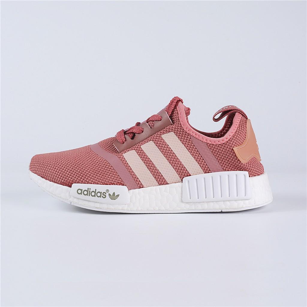 timeless design d2b3f f11de Adidas NMD Runner PK Pink Sneakers/Running Shoes