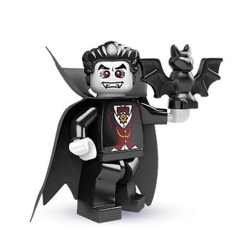 LEGO 8684 Series 2 Minifigures - (Repack in Ziplock)