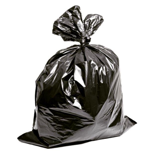 Maxonic 20pcs Thin Garbage Bag/ Plastik Beg Tong Sampah (22 x 33 inch)