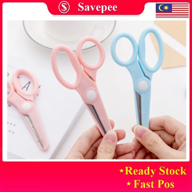 Ready Stock Kid Safety Scissor Shopee Malaysia