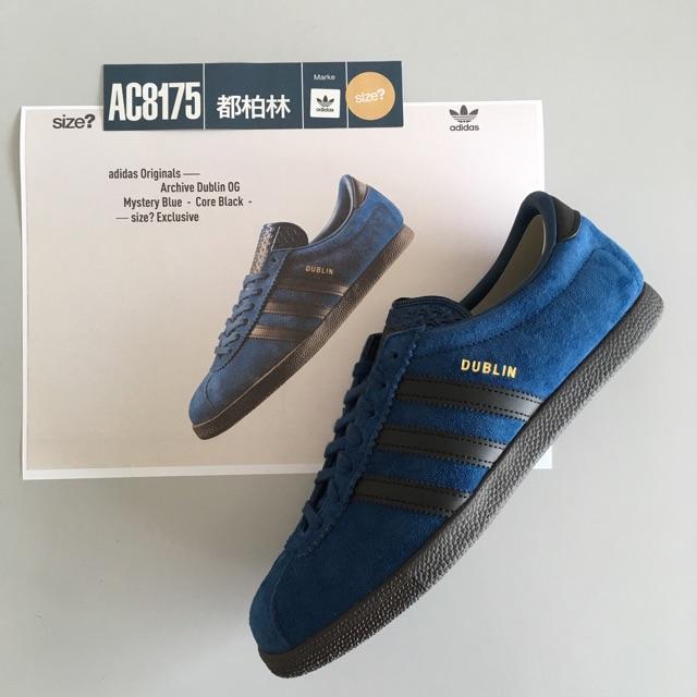free shipping eb6dd 5a591 READY STOCK Adidas Dublin Taiwanese Originals  Shopee Malaysia