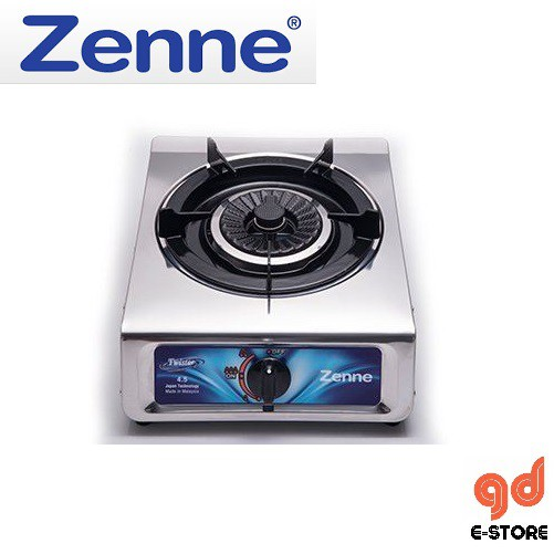 Zenne KGC12CS Single Burner Gas Stove