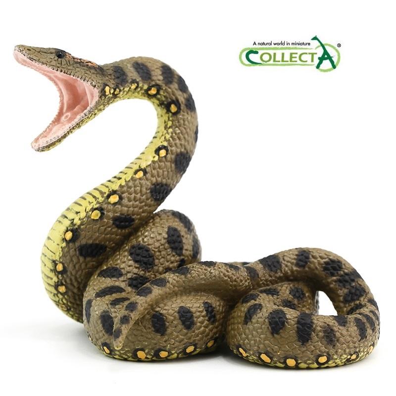 Large Anaconda 3 1//8in Wild Animals Collecta 88688