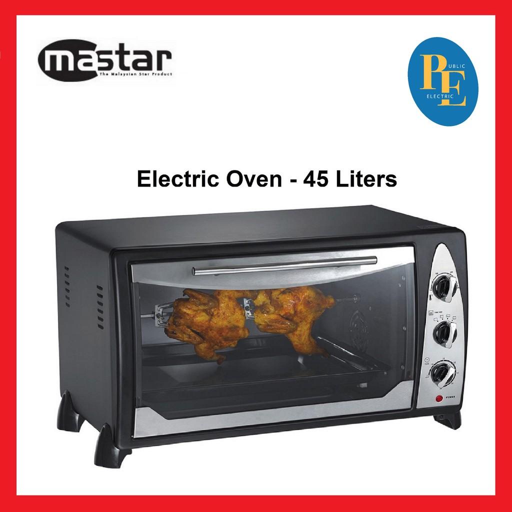 Mastar Electric Oven 45Litres - MAS-45(PR)
