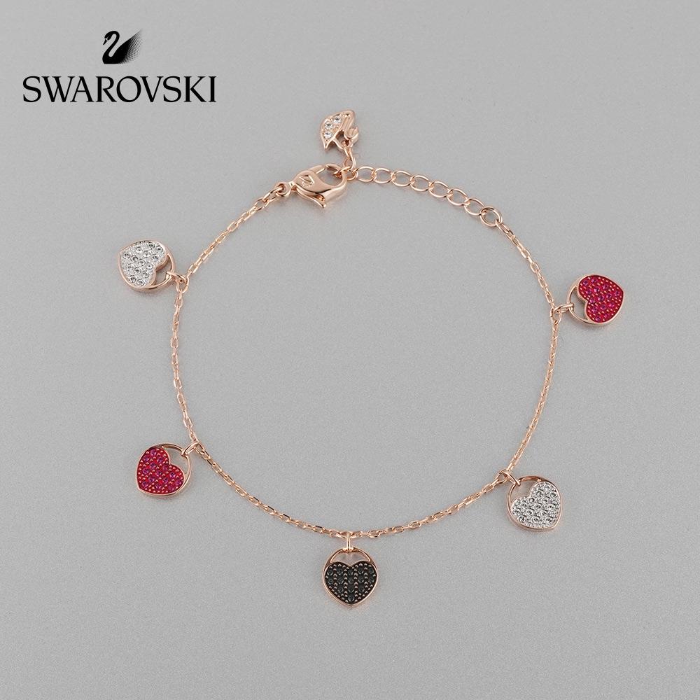 878f2f29e Swarovski HELLO KITTY HEART Bracelet Jewelry 100 matching accessories  5197312 | Shopee Malaysia