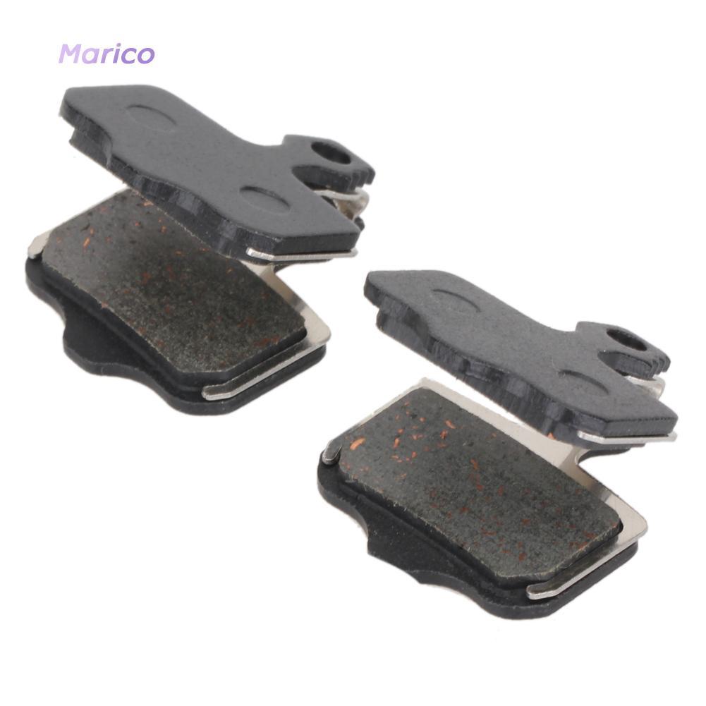 1//2Pairs Black Resin MTB Bike Disc Brake Pads For AVID Elixir E1//3//5//7//ER//CR
