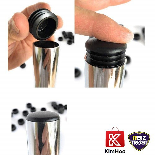 Heavy Duty 1-1/4 Inch Round Stopper for Chair Legs