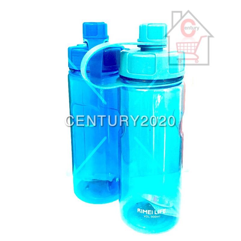 RIMEI Travel Bottle Sports Water Bottle Double Mouth Leak Proof With Filter Outdoor Bottle 900ml