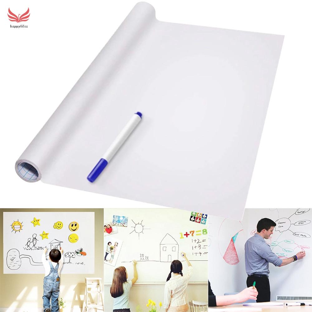 kids whiteboard dry wipe board mini drawing small hang board with marker pen  ha