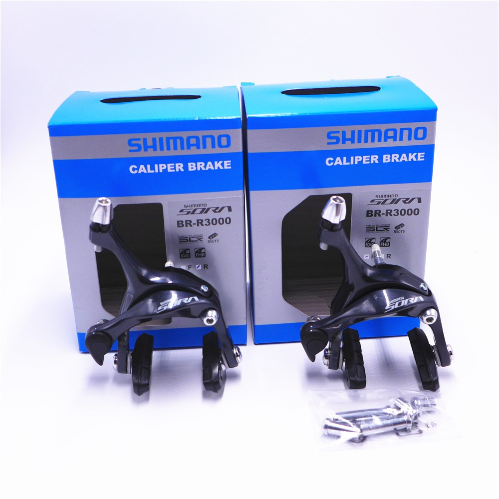 EBRR3000AF87X Front Only Shimano SORA BR-R3000 Dual Pivot Brake Caliper