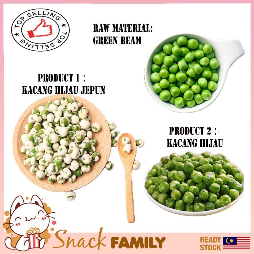 Kacang Hijau / Kacang Hijau Jepun (250gm / 500gm)