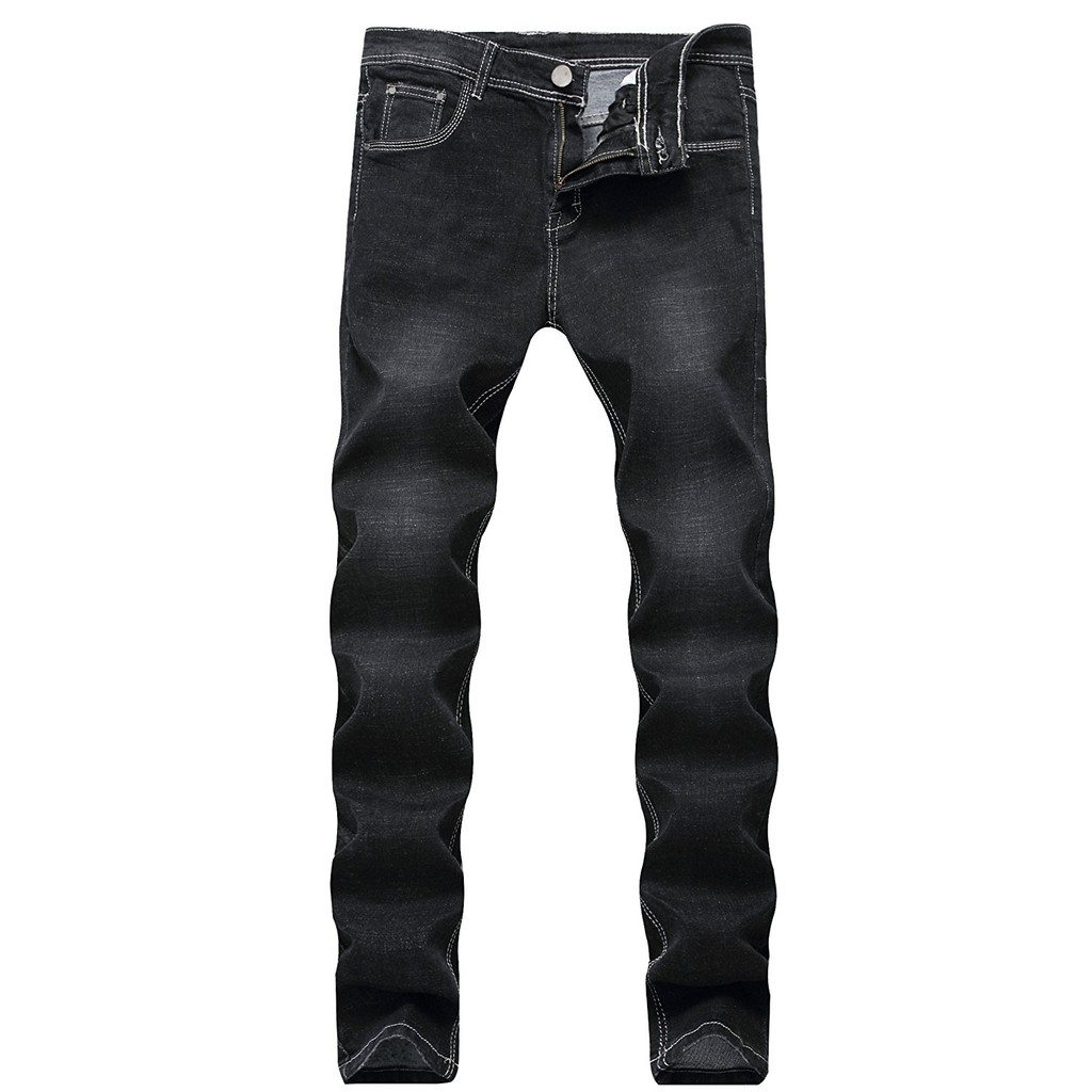 56eedbff8e59 Zlz Slim Fit Jeans, Men'S Younger-Looking Super Comfy Stretch Skinny Fit  Denim Jeans | Shopee Malaysia