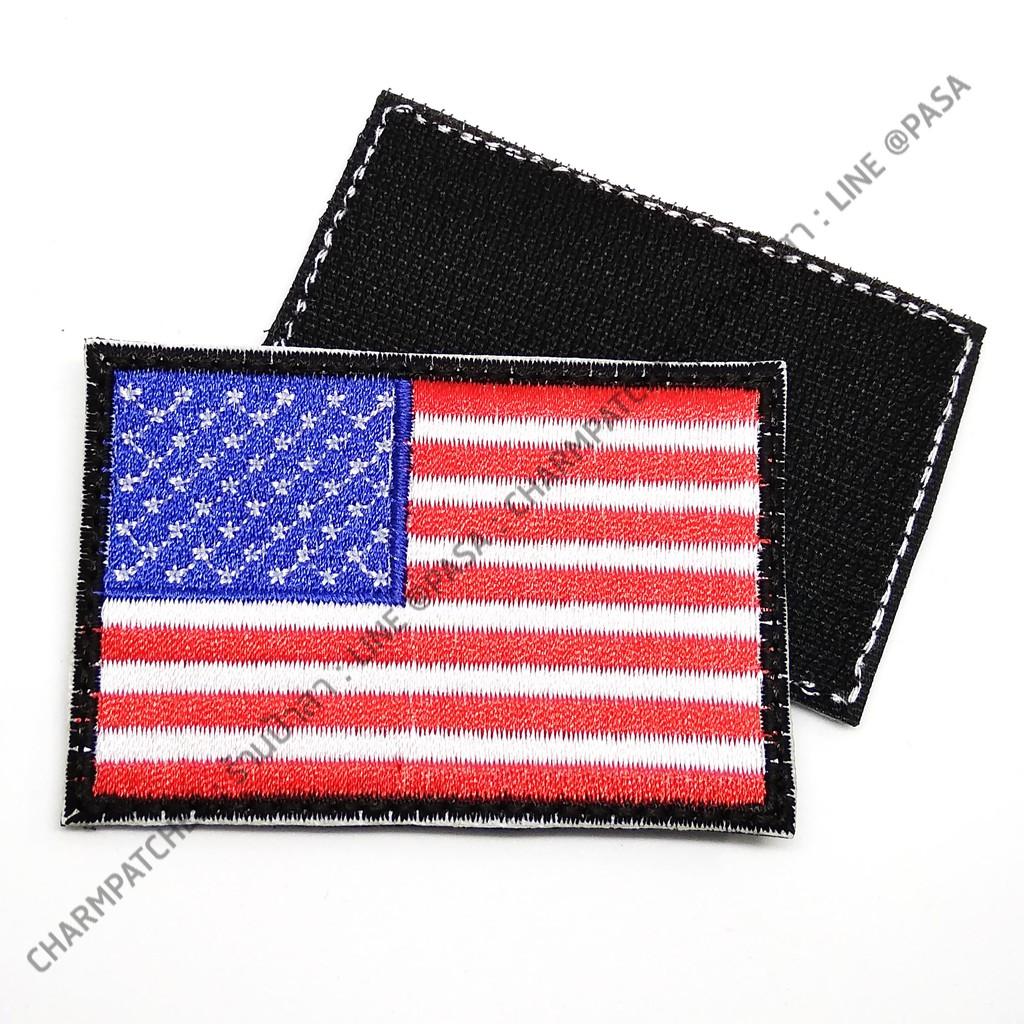 ธงชาติอเมริกา อาร์มธงชาติสหรัฐอเมริกา ธงอเมริกาตีนตุ๊กแก America