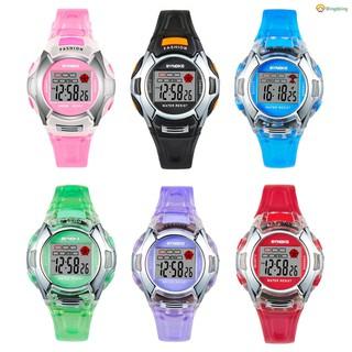 c4587b274 Children Digital Watches Shockproof Waterproof Luminous Wristwatch Kids  Alarm Clock Boys Girls Sports Led Watch | Shopee Malaysia