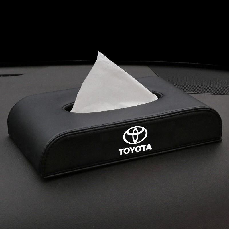 Image result for Leather Car Tissue Box Holder FOR Proton Perodua Honda Toyota