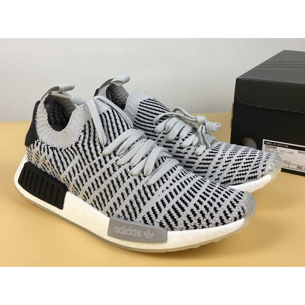 super popular 36867 4f9f4 2018 Juice x Adidas Consortium NMD Racer Black White BB9155  Shopee  Malaysia