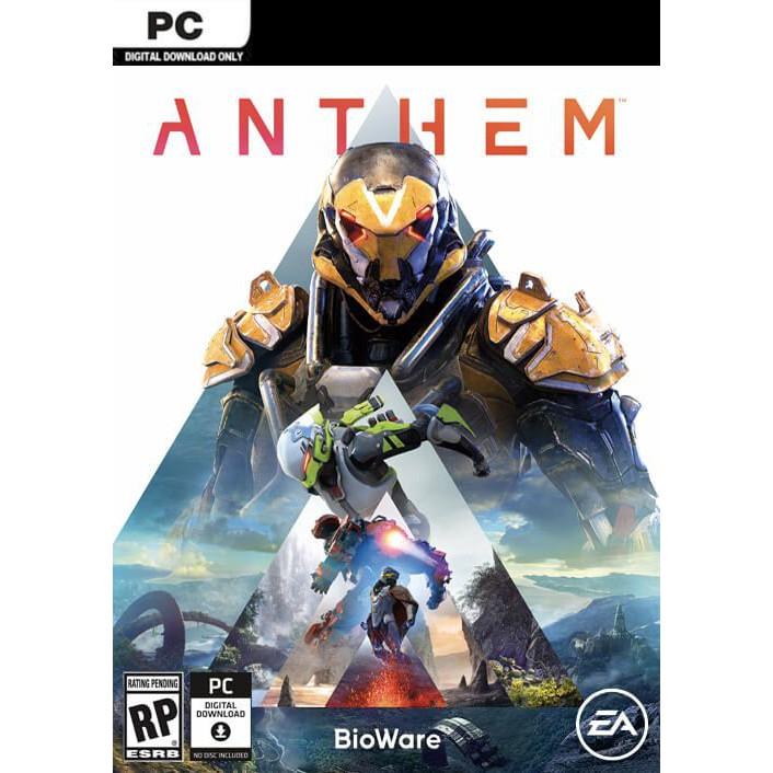 [ORIGIN] ANTHEM PC Online [ChgData✔️]