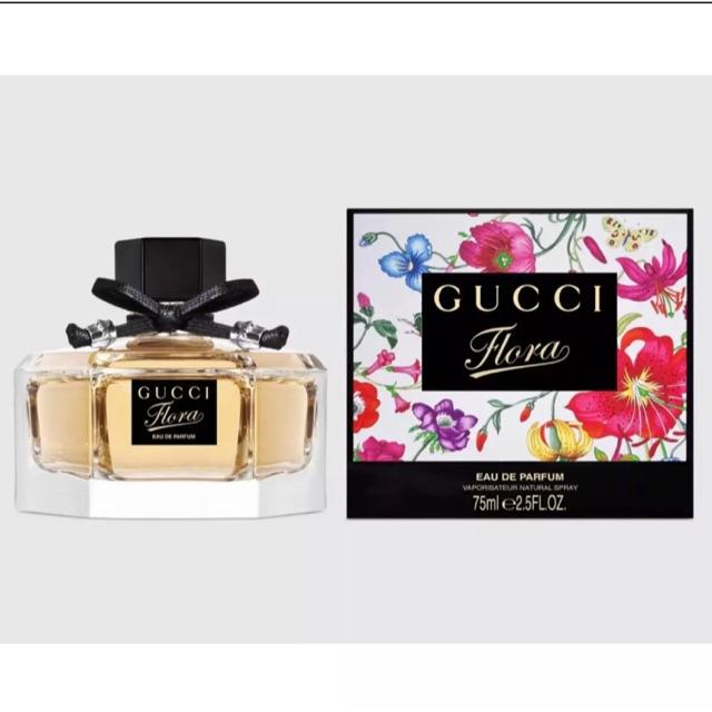 6706d2e82 Gucci Flora by gucci Eau Fraiche for women 75ml EDT | Shopee Malaysia