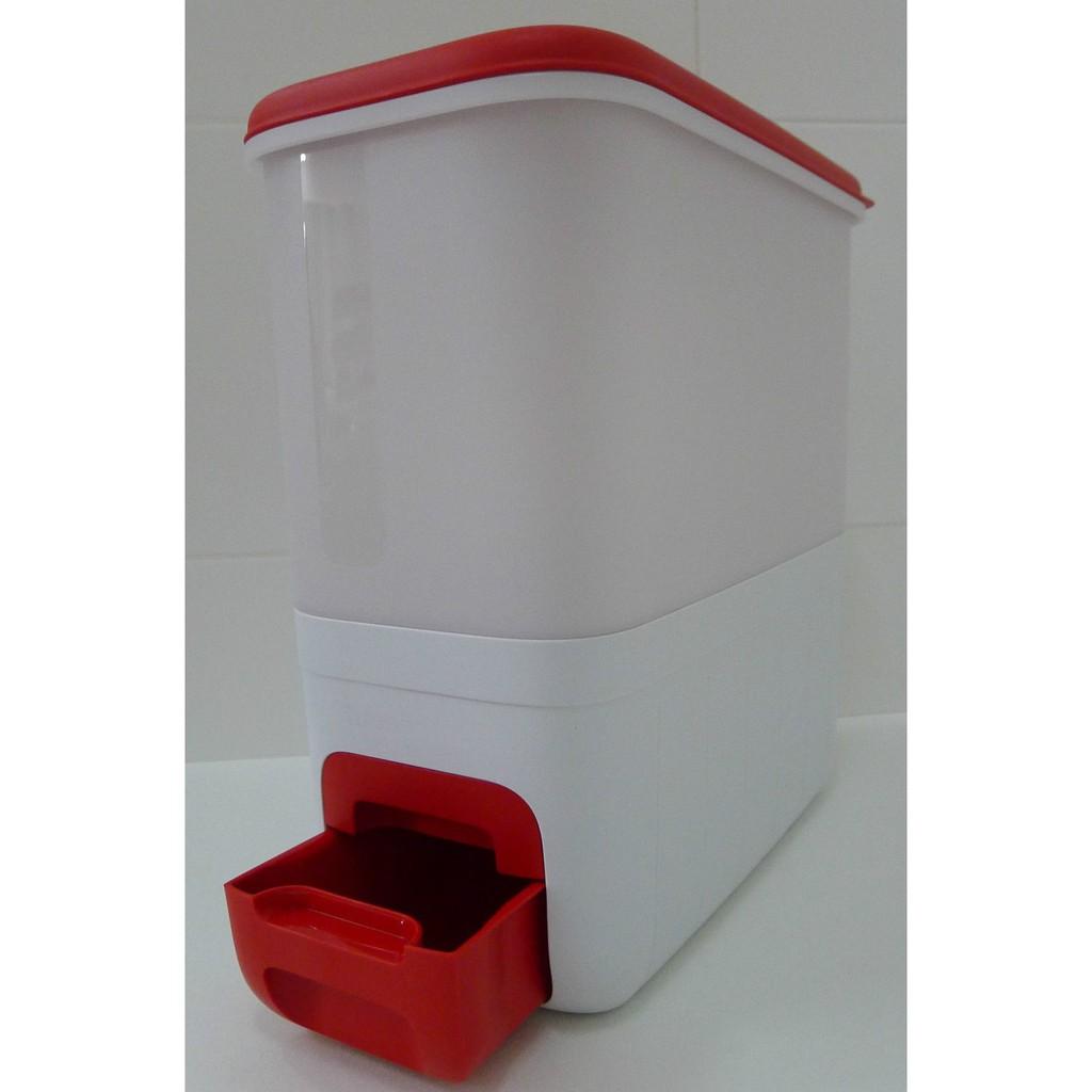 Tupperware Rice Dispenser Rice Smart