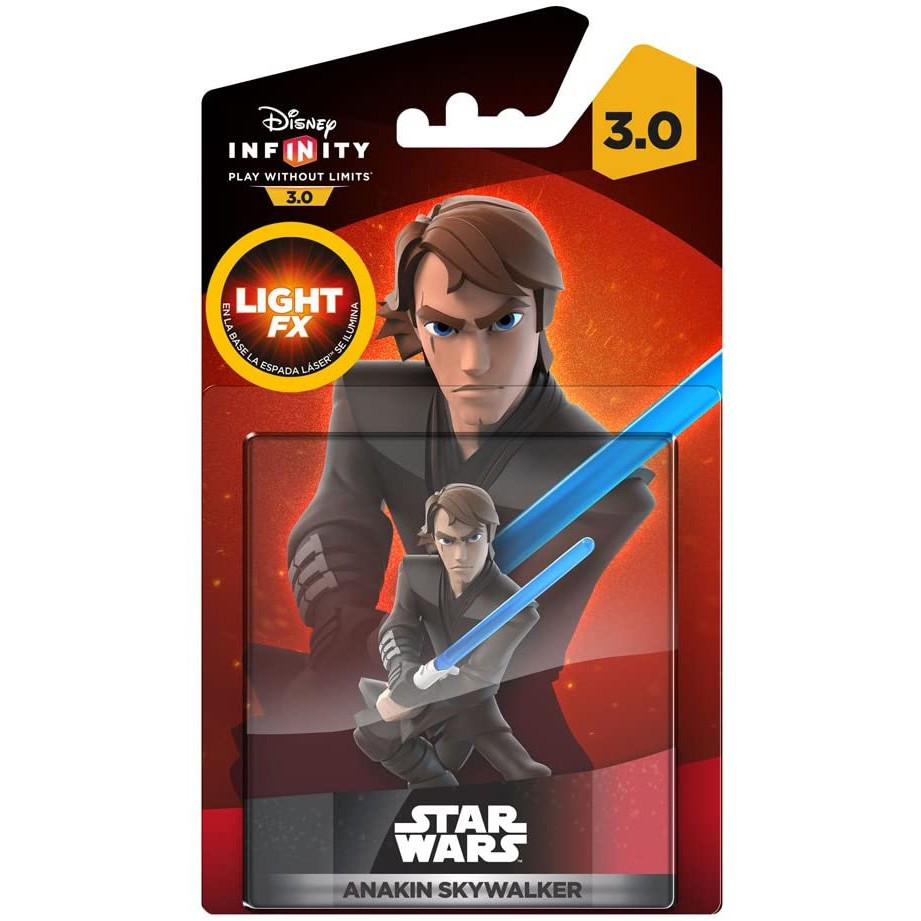 Disney Infinity 3.0 Edition Star Wars Anakin Skywalker Light FX Figure