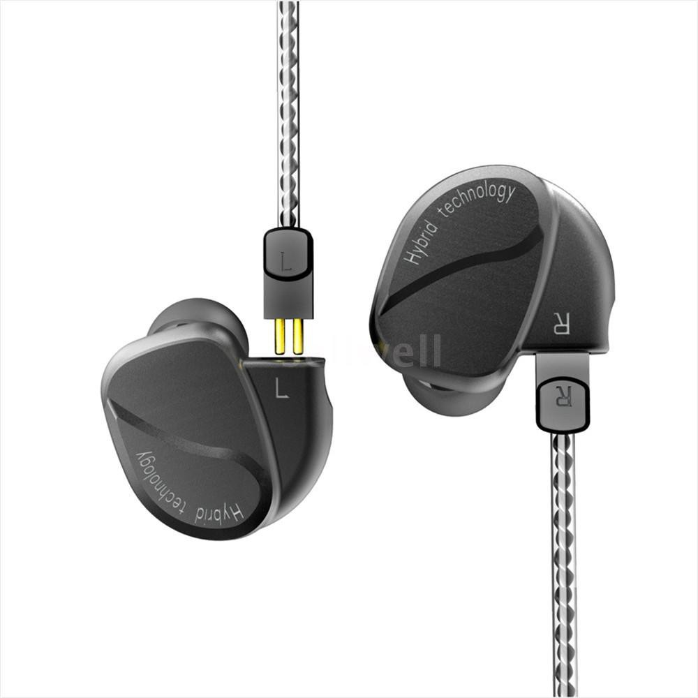 Bqeyz K2 Wired In Ear Headphones Diy