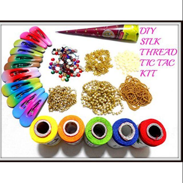 3508a22c97 Mini tassel DIY making design 🔥 | Shopee Malaysia