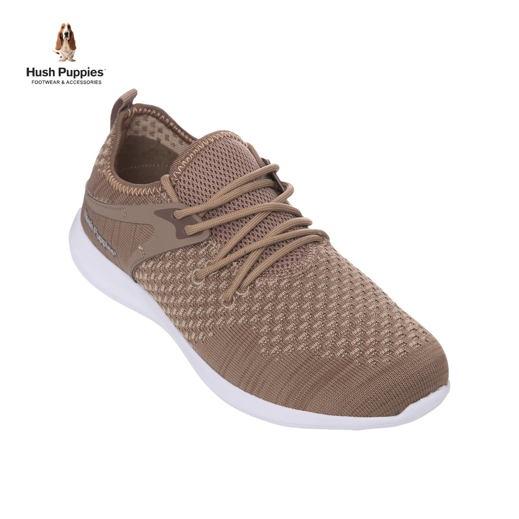 111bf1bfc3cd4 Hush Puppies Women's Amber Athleisure Sneaker - Taupe | Shopee Malaysia