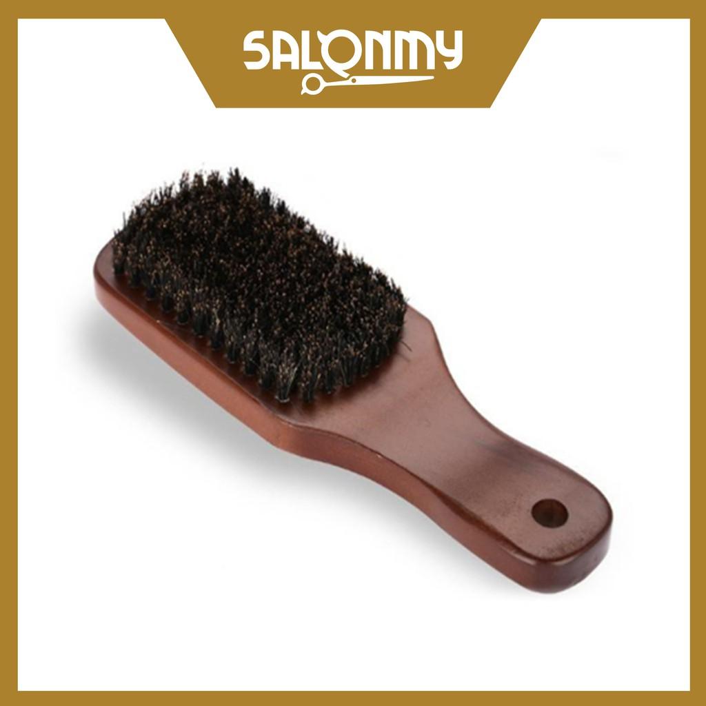 NEKPro Men Beard And Shaving Brush 100% Horse hair
