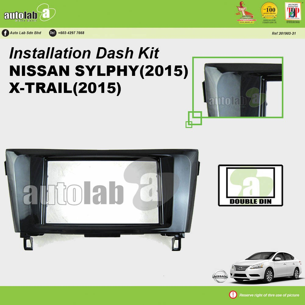Player Casing Nissan Sylphy 2015 / XTrail 2015-2019