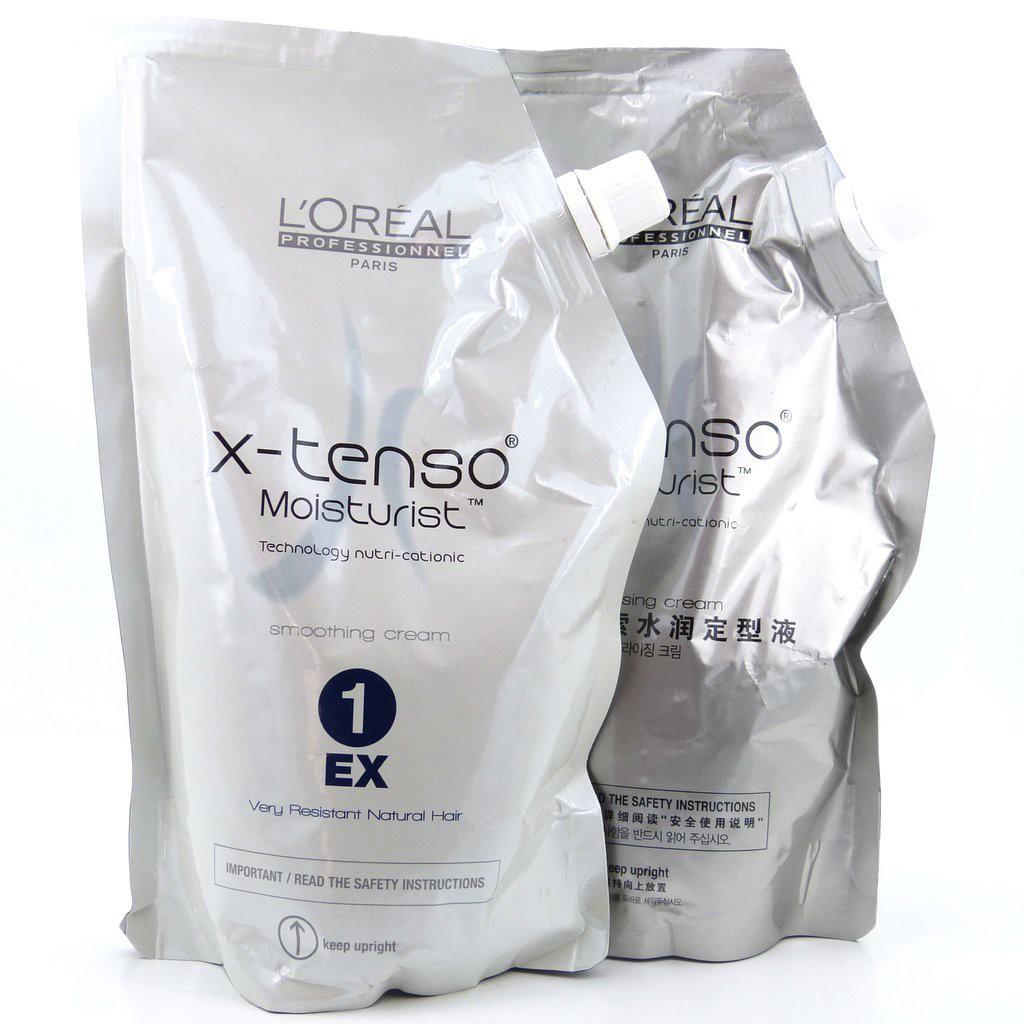 400ml Loreal X-tenso Moisturist R1 for Natural Resistant Hair ... 05a7a07974