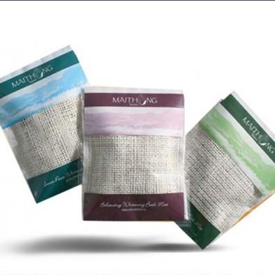Maithong Bath Mitt Thailand Natural Soap (100g)