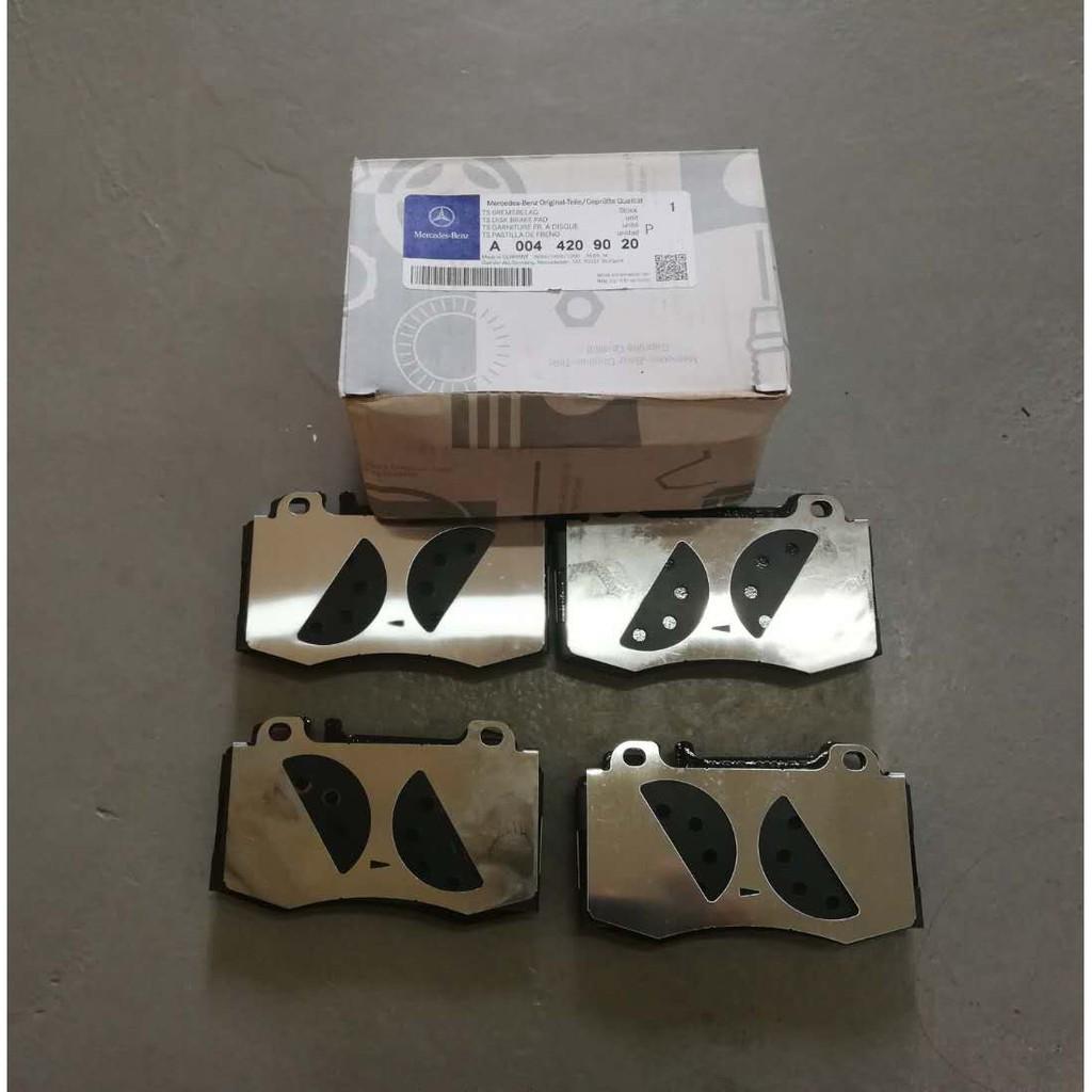 0044200420 Mercedes-Benz S-CLASS W220 Front Brake Pads
