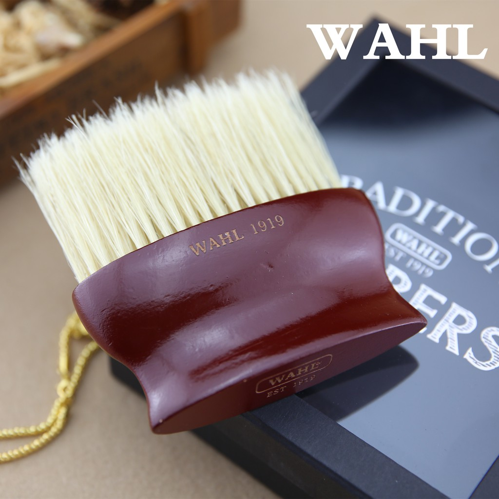 Wahl Classic barbers brush Est 1919