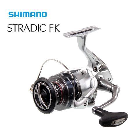 Original Shimano STRADIC FK Fishing Reel Fishing Boat Wheel Spinning Wheel