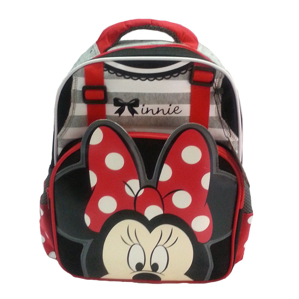 5c5ce75be3d DISNEY MINNIE MOUSE WHO AM I TUITION BAG