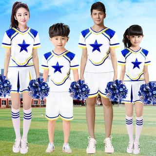 a015b349 Children's cheerleading adult cheerleading dance performance stage costumes  pri