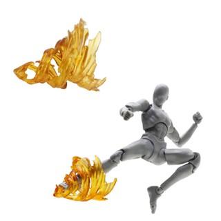 1x Tamashii Screw Impact Effect Red For Kamen Rider Figma SHF Action Figure Kick