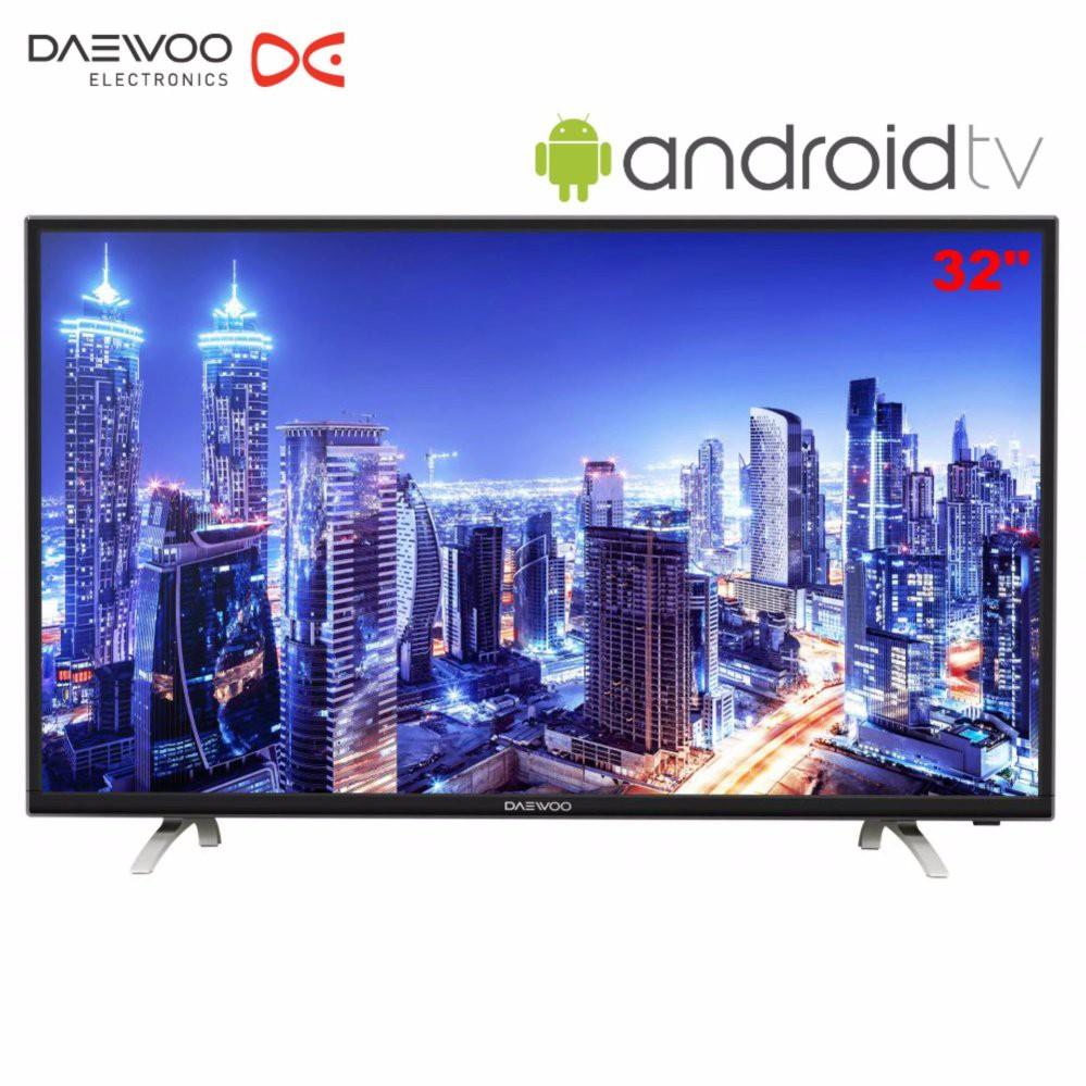 4ad83667971 Daewoo 32˝ Smart LED TV Android HD L32S790VNA