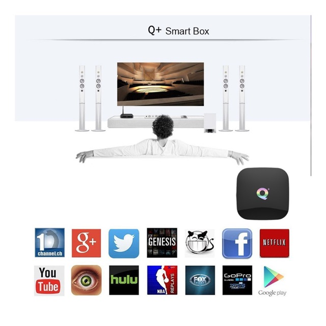 6K TV Box 4G 64G Android 8 1 Smart TV Box 4 Core 64bit USB 3 0 Wifi Android  Box