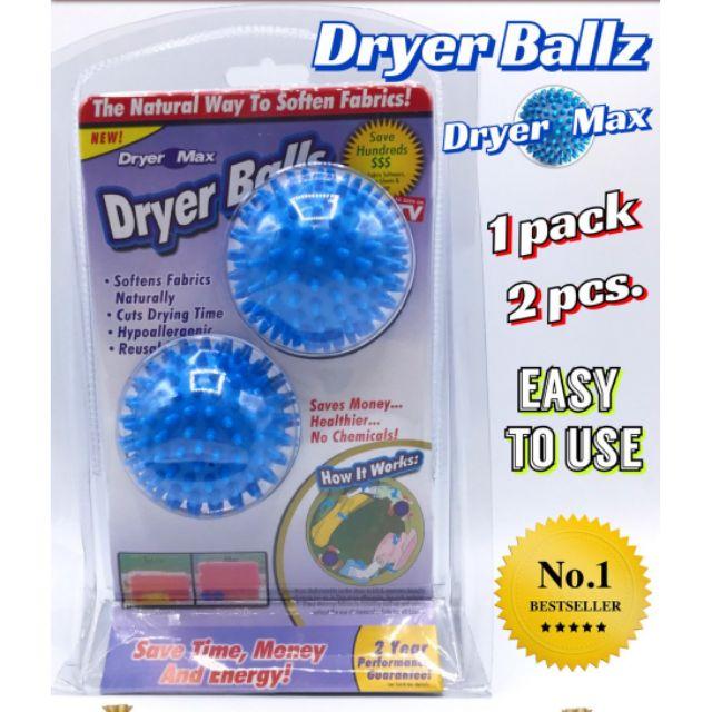 Dryer Balls ลูกบอลซักผ้าถน