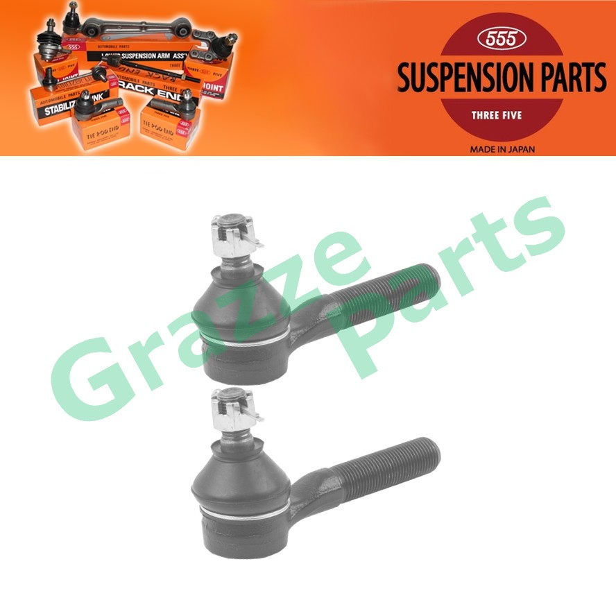 (2pc) 555 Japan Tie Rod End Set Outer SE-2581 for Toyota Crown LS120