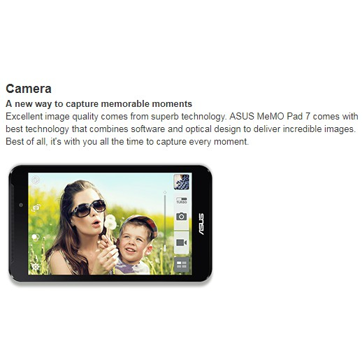 ASUS MeMO Pad 7 (ME70CX), 7 inch, Wifi Tablet [Import]