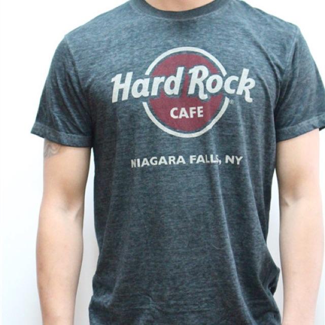 74a4a433 Tshirt Hard rock | Shopee Malaysia