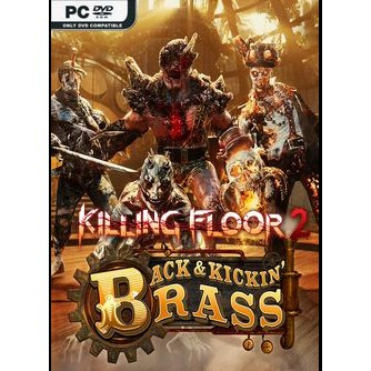 Pc - Killing Floor 2 Back And Kicking Brass-DOGE - Digital Download