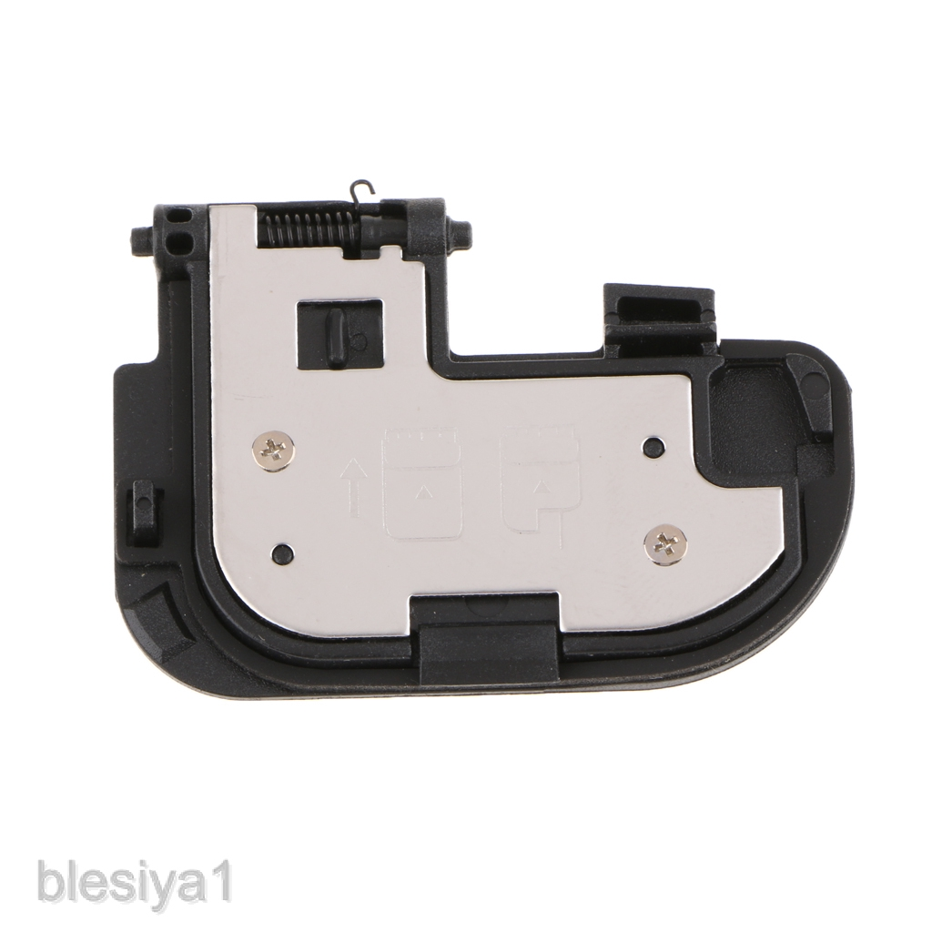DSLR Cameras Battery Door Cover Cap Lid Chamber Enclosure Holder Lightweight for Canon EOS 7D Mark II 7D2