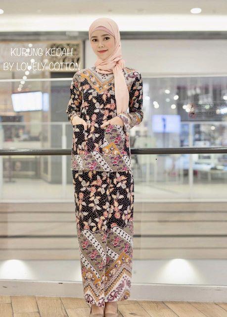 Kurung Kedah Pocket Shopee Malaysia